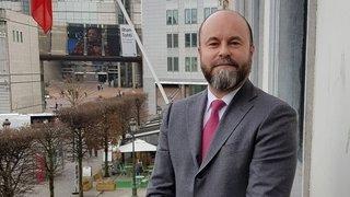 Un ambassadeur chaux-de-fonnier dans les coulisses de l'OTAN
