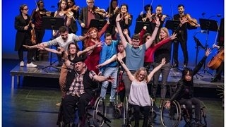 Neuchâtel: Pro Infirmis se met en scène