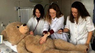 Neuchâtel: soigner son doudou à l'hôpital des nounours pour apaiser ses craintes