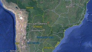 Une centaine de prisonniers s'évadent par un tunnel au Paraguay