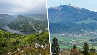 Le parc naturel régional du Doubs moins chanceux que celui de Chasseral
