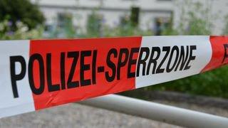 Trois blessés lors d'un tournage à Rapperswil-Jona (SG)