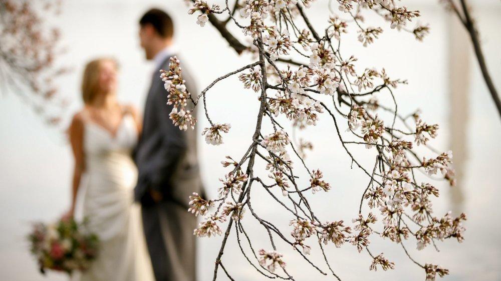 Le couple neuchâtelois s'est marié jeudi dernier avec la seule compagnie de ses deux témoins et de l'officier d'état-vivil.