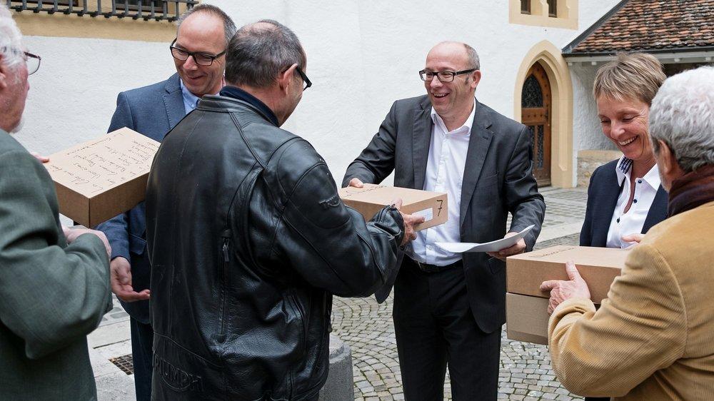 L'initiative pour une cour des comptes dans le canton de Neuchâtel ne sera pas retirée