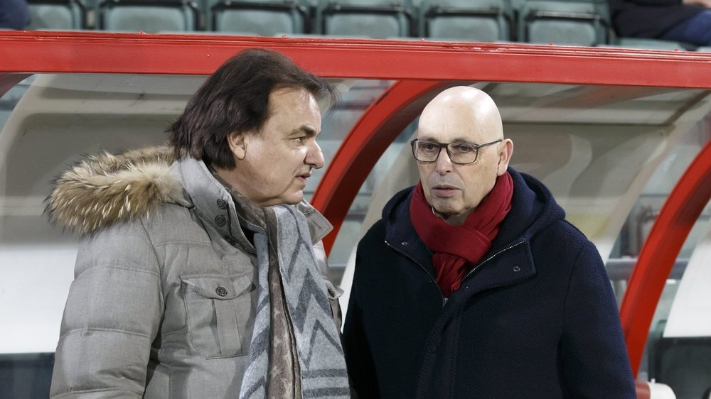Présidents de Sion et de Xamax, Christian Constantin et Christian Binggeli veulent faire leur possible pour ne pas jouer dans des stades vides.