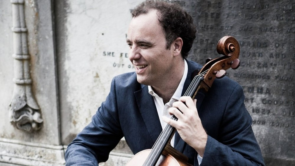 Le violoncelliste Adrian Brendel.