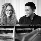 César et Manon (piano duo)