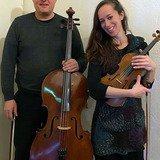 Gemma et Simoncello + guest