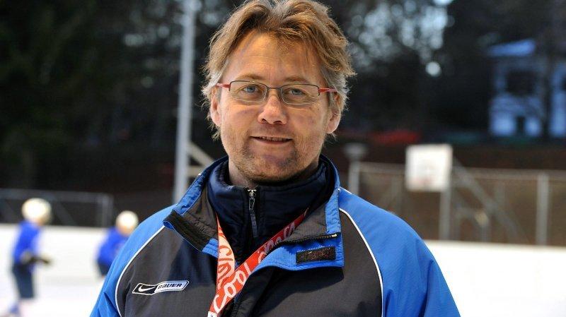 Martin Roh passe des juniors du HCC à Yverdon