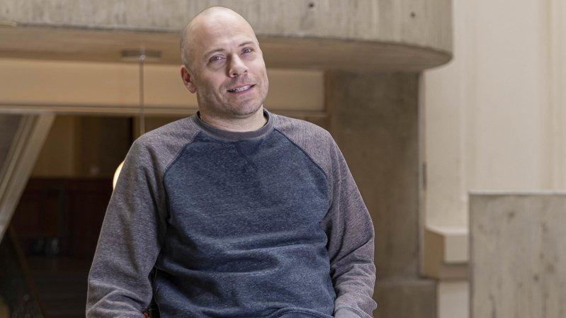 Sebastian Tobler a développé un e-bike spécialement conçu pour les personnes à mobilité réduite.