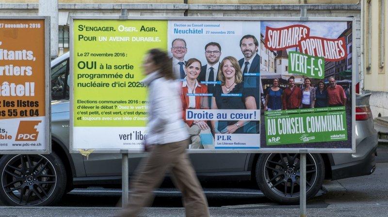 Coronavirus: vers un report des élections communales neuchâteloises