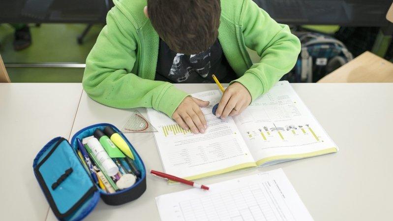 Ecoles neuchâteloises: les conditions de promotion dépendront essentiellement des notes déjà obtenues