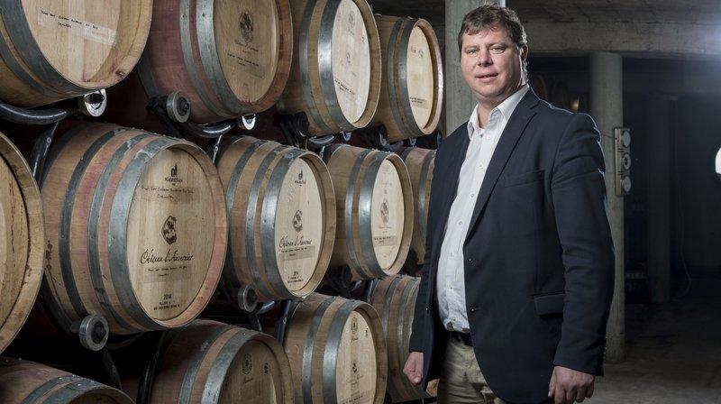 Yann Künzi quitte Neuchâtel Vins et Terroir