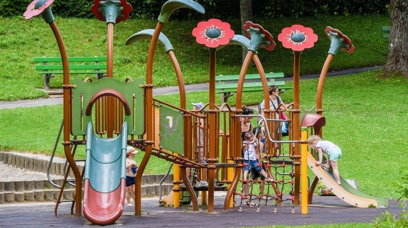 Coronavirus: des communes neuchâteloises ferment les places de jeux