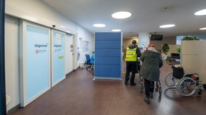 RHNE: une dizaine de soignants des urgences sont infectés