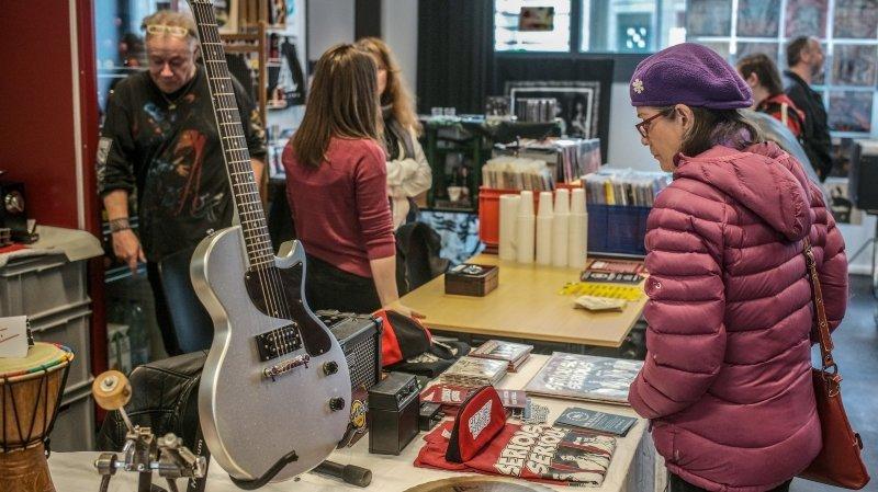 Le Locle: la bourse à la musique revient pour une deuxième édition
