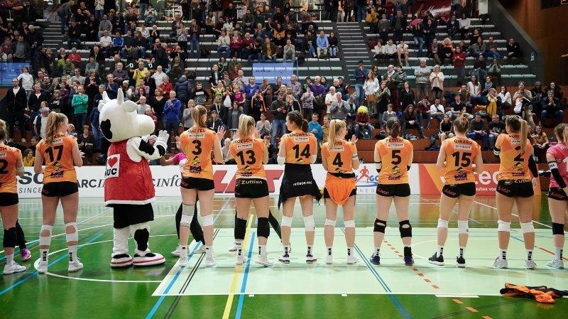 Le NUC ne pourra pas défendre deux de ses titres en LNA et en Coupe