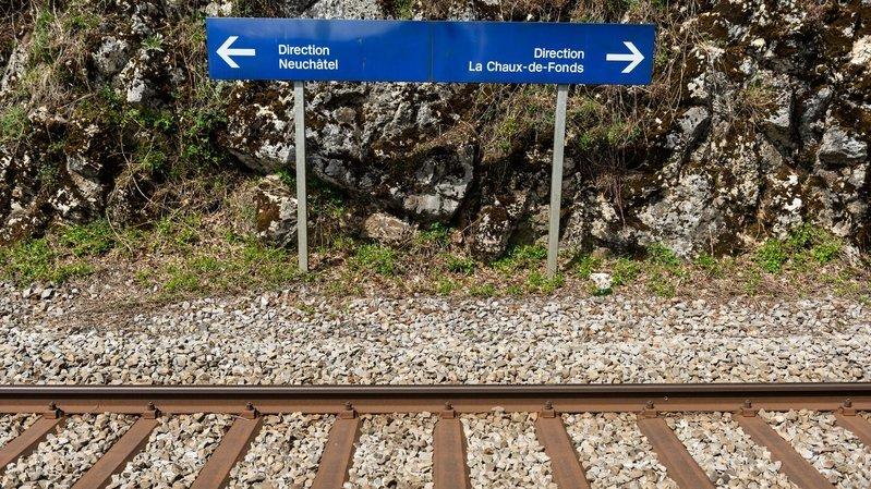 Entre Neuchâtel et La Chaux-de-Fonds, durant les travaux ferroviaires, les bus devront être «très attractifs»