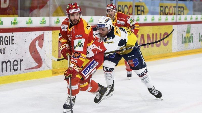 Les joueurs du HC Bienne renoncent à leurs primes en play-off