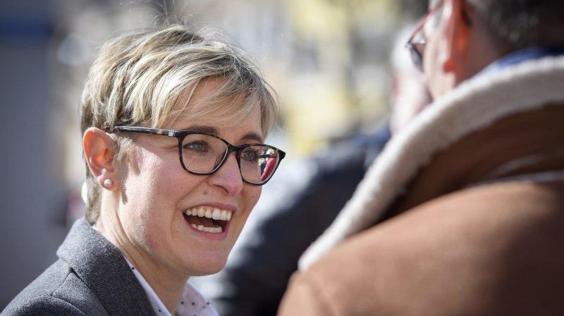 La socialiste Rosalie Beuret Siess élue au Gouvernement jurassien