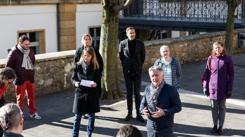 Les consignes de fermeture des écoles et structures d'accueil ont été bien suivies à Neuchâtel