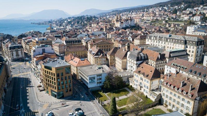 Coronavirus: la Ville de Neuchâtel prend des mesures pour soulager les acteurs locaux