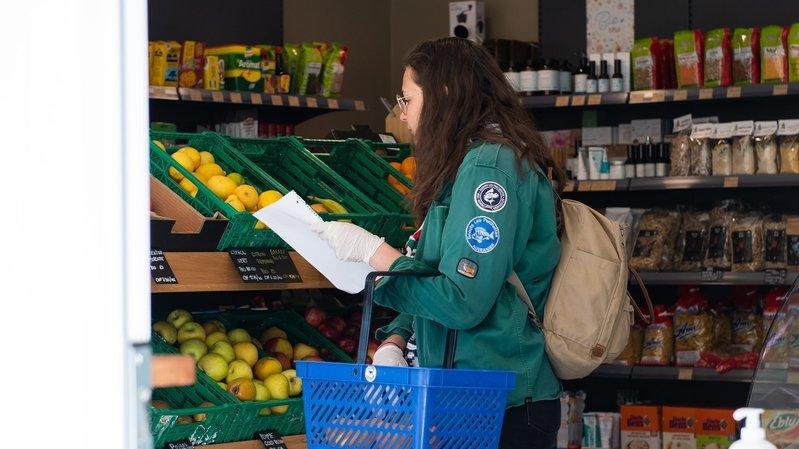 Coronavirus: les scouts font les courses pour les seniors