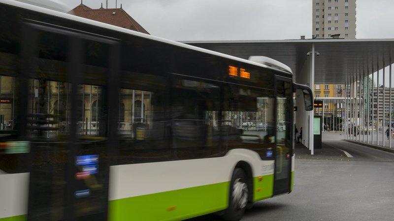 Grand Conseil: pas de bus de remplacement gratuits entre Neuchâtel et La Chaux-de-Fonds en 2021