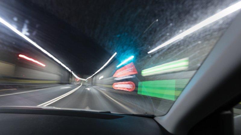 Un Neuchâtelois flashé à 188km/h au lieu de 120 sur l'autoroute