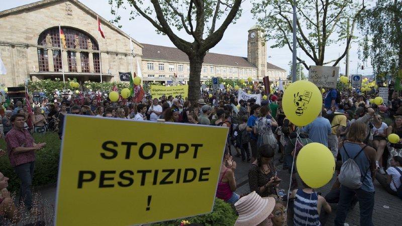 Pesticides: pas besoin d'en faire plus contre le glyphosate
