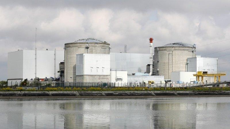 Nucléaire: mise à l'arrêt de la centrale française de Fessenheim proche de la Suisse