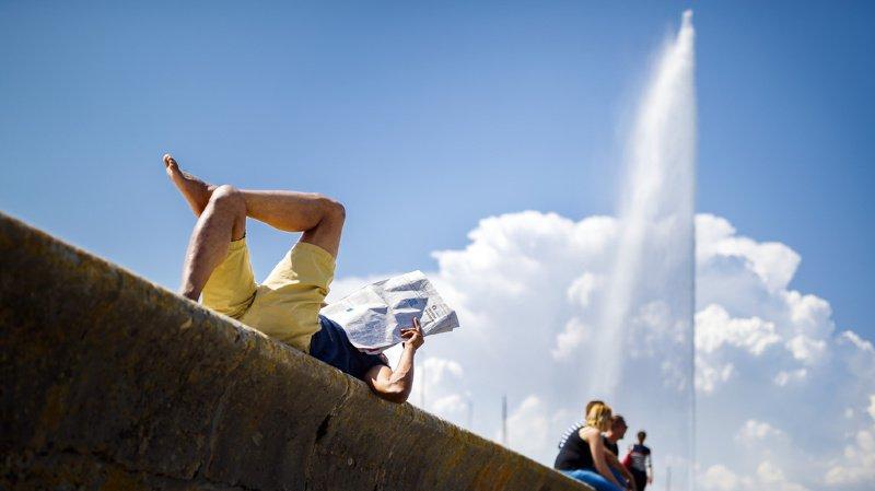 Météo: le printemps se rapproche, il fera jusqu'à 19 degrés jeudi en Suisse