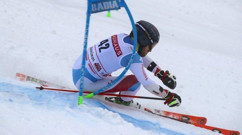 Ski alpin: Elia Zurbriggen prend sa retraite