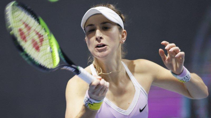 Tennis – Tournoi de Doha: Belinda Bencic se qualifie pour les quarts de finale
