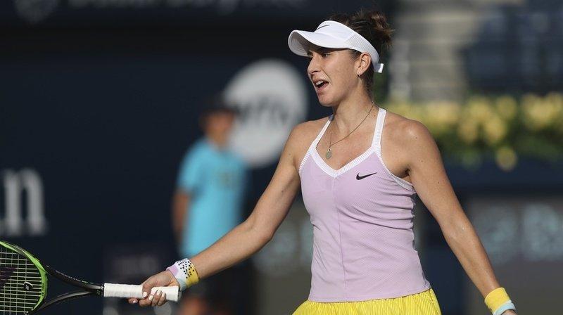 Tennis: Bencic dégringole au classement en raison d'un début de saison décevant