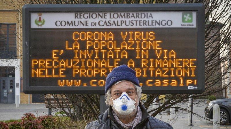 Coronavirus: liaison ferroviaire Autriche-Italie temporairement suspendue