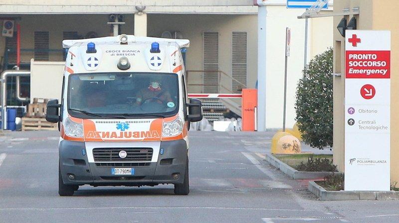 Coronavirus: quatrième mort en Italie, trains temporairement suspendus vers l'Autriche