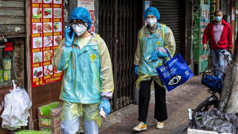 Niveau de menace maximum pour l'OMS, l'économie mondiale déstabilisée — Coronavirus