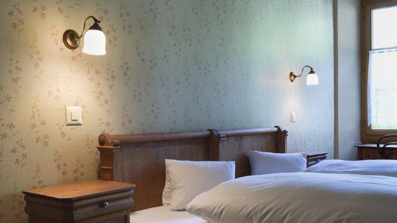 Coronavirus: l'hôtellerie romande demande des mesures pour l'emploi
