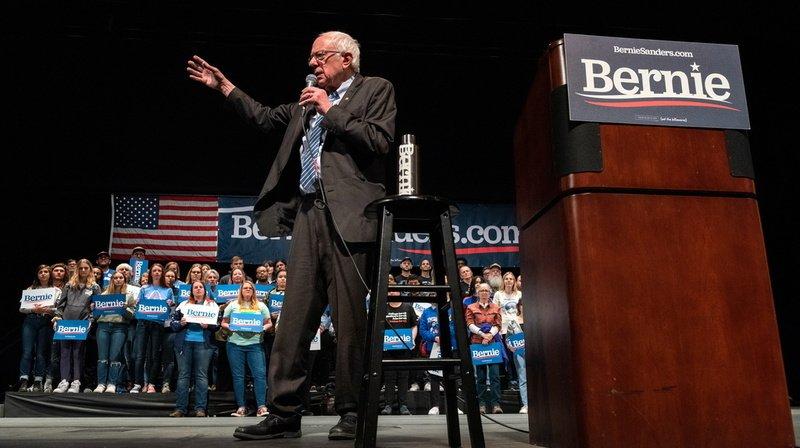Présidentielle américaine: les démocrates de Suisse ont choisi Bernie Sanders