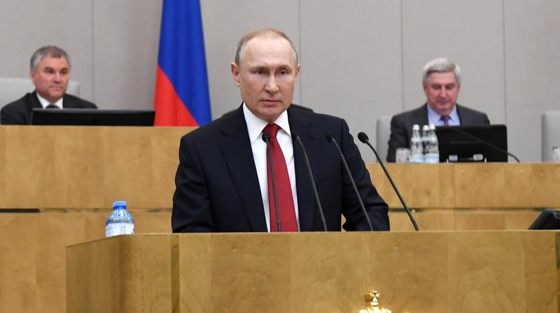 Russie: Vladimir Poutine est autorisé par le Parlement à se représenter en 2024