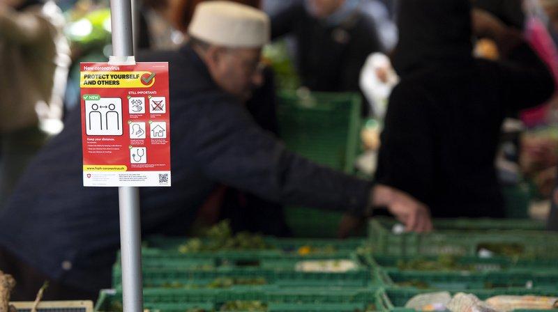 Coronavirus: Val-de-Travers décentralise le marché hebdomadaire de Fleurier