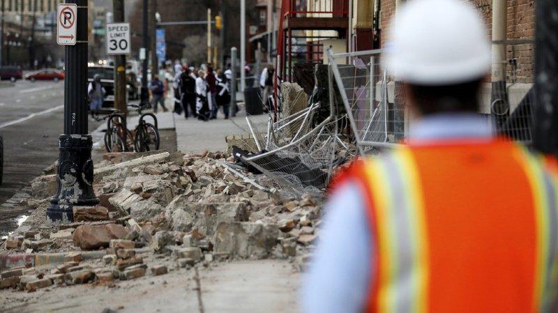 Etats-Unis: l'Utah ébranlé par un séisme de magnitude 5,7