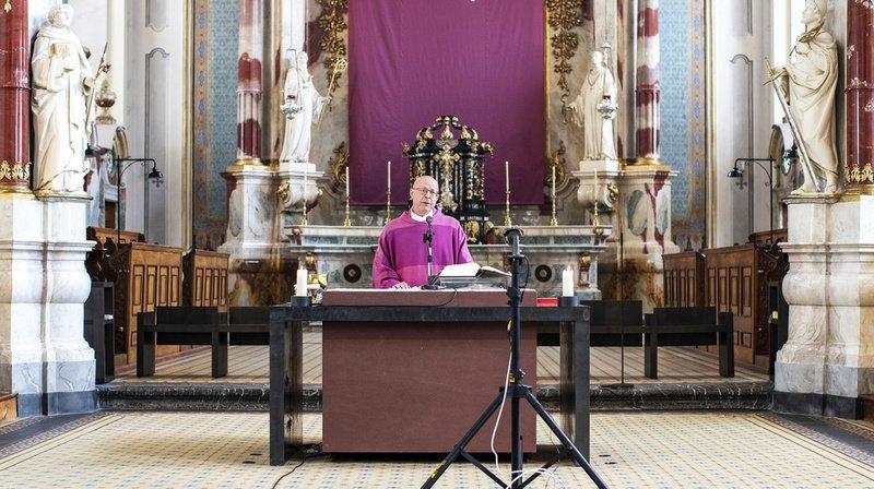 Coronavirus: les églises sont en pleine adaptation