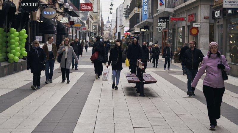 Coronavirus: pas de restriction de liberté en Suède qui mise sur la responsabilité