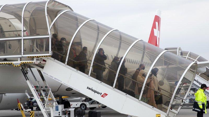 Coronavirus: trois blessés lors du rapatriement de Suisses depuis le Pérou