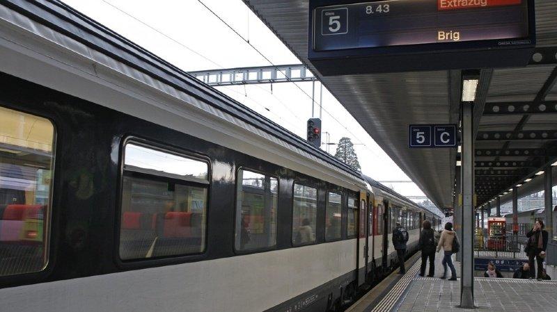Coronavirus: les CFF ont interrompu le trafic voyageurs vers et depuis l'Italie