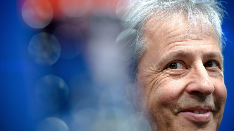 Lucien Favre et Dortmund  face aux vedettes du PSG