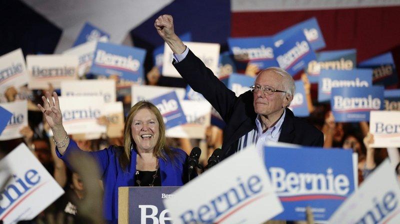 Sanders l'emporte au Nevada