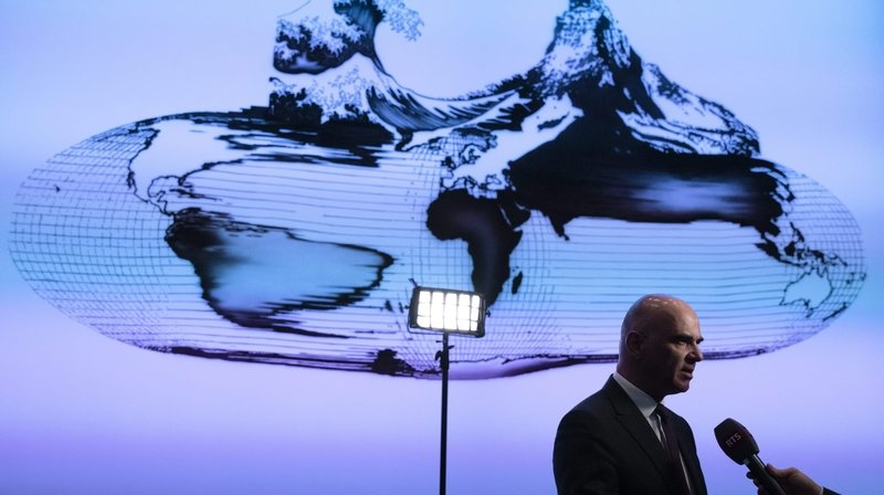 La tension monte en Suisse